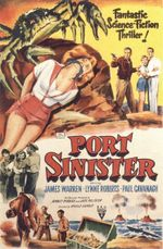 Affiche Port Sinister