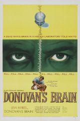 Affiche Donovan's Brain