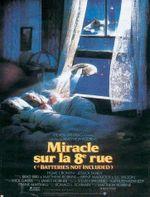 Affiche Miracle sur la 8ème rue