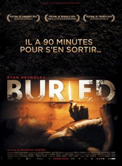 Affiche Buried