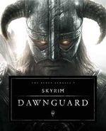 Jaquette The Elder Scrolls V: Skyrim - Dawnguard
