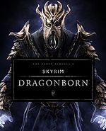 Jaquette The Elder Scrolls V : Skyrim - Dragonborn