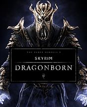 Jaquette The Elder Scrolls V : Skyrim - Dragonborn