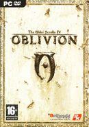 Jaquette The Elder Scrolls IV : Oblivion