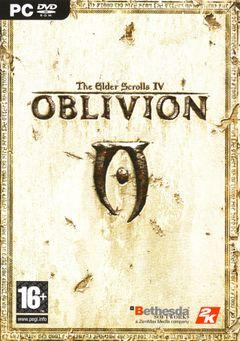 Jaquette The Elder Scrolls IV: Oblivion