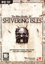 Jaquette The Elder Scrolls IV : Oblivion - The Shivering Isles