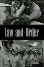 Affiche Law and Order