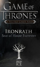 Jaquette Game of Thrones : Episode 1 - Iron from Ice