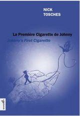 Couverture La première cigarette de Johnny.