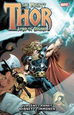 Couverture Thor: Lord of Asgard