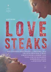 Affiche Love Steaks