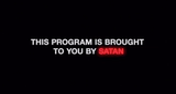 Affiche Merci Satan