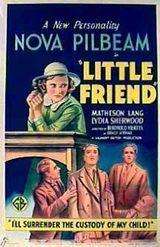 Affiche Little Friend