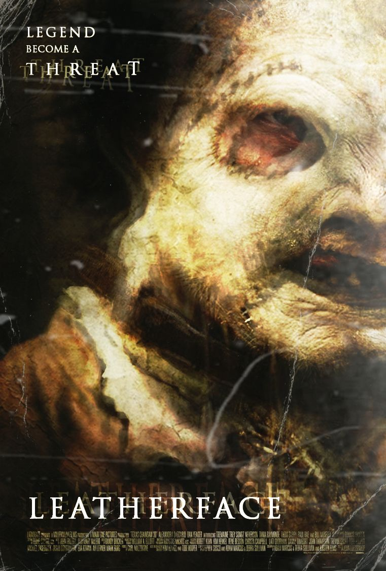 Affiches posters et images de Leatherface (2017 - New Halloween Movie 2016