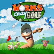 Jaquette Worms Crazy Golf