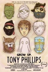 Affiche Grow Up, Tony Phillips