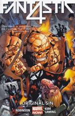 Couverture Original Sin - Fantastic Four (2014), tome 2
