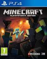 Jaquette Minecraft : PlayStation 4 Edition