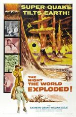 Affiche The Night the World Exploded