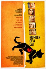 Affiche Murder of a Cat