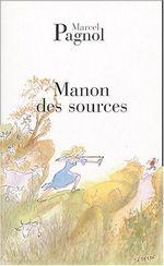 Couverture Manon des sources