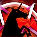Jaquette Robot Unicorn Attack Heavy Metal Edition
