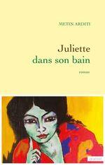 Couverture Juliette dans son bain