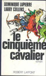 Couverture Le Cinquième cavalier