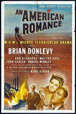 Affiche Une romance américaine