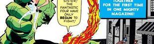 Couverture Fantastic Four (1961 - 1996)