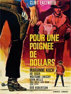 Affiche Pour une poignée de dollars