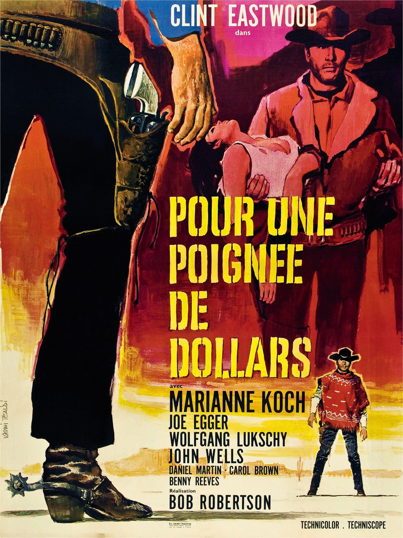 Pour une poignée de dollars - Film (1964) - SensCritique