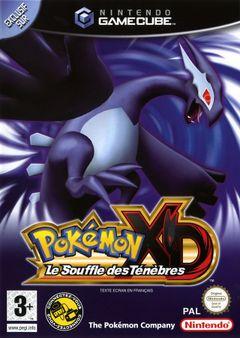 Jaquette Pokémon XD : Le Souffle des ténèbres