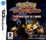 Jaquette Pokémon : Donjon Mystère - Explorateurs de l'Ombre