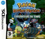 Jaquette Pokémon : Donjon Mystère - Explorateurs du Temps