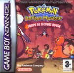 Jaquette Pokémon : Donjon Mystère - Équipe de Secours Rouge