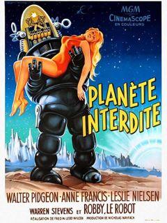Affiche Planète interdite