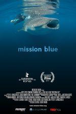 Affiche Mission Blue