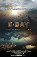Affiche D-Day, Normandie 1944