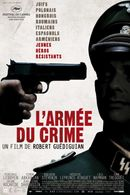 Affiche L'Armée du crime