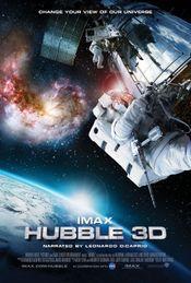 Affiche Hubble 3D