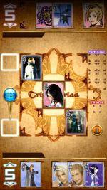 Jaquette Final Fantasy : Triple Triad