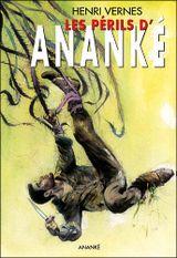 Couverture Les périls d'Ananke