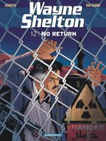 Couverture No Return - Wayne Shelton, tome 12