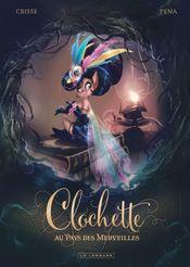 Couverture Clochette au Pays des Merveilles, tome 1