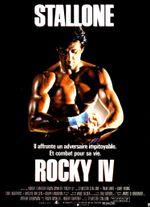 Affiche Rocky IV