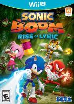 Jaquette Sonic Boom : L'Ascension de Lyric