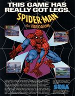 Jaquette Spider-Man : The Video Game