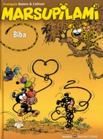 Couverture Biba - Marsupilami, tome 28