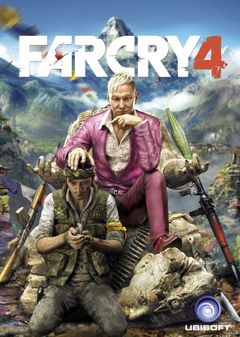 Jaquette Far Cry 4